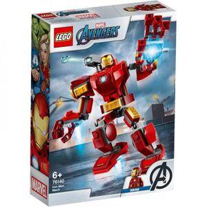 LEGO SÚPER HÉROES ARMADURA ROBÓTICA DE IRON MAN