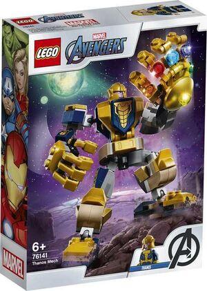 LEGO SUPER HEROES ARMADURA ROBOTICA DE THANOS 76141