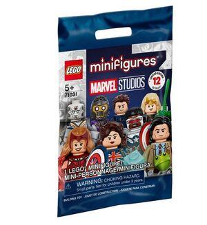 LEGO MINIFIGURES: MARVEL STUDIOS