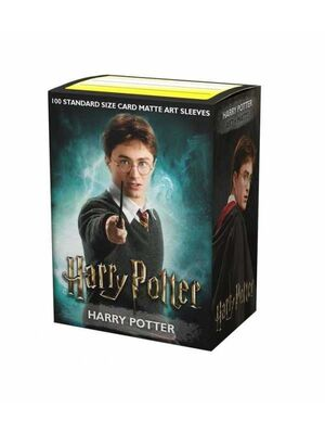 FUNDAS CARTAS HARRY POTTER ESTANDAR ART SLEEVES MATTE (100)