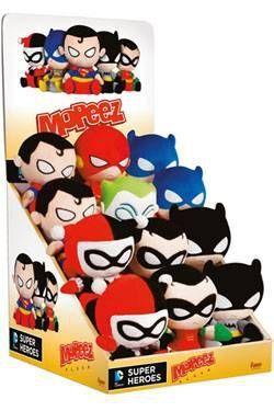 DC COMICS PELUCHES 12 CM MOPEEZ