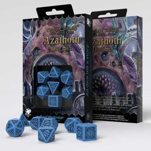 DADOS Q-WORKSHOP CALL OF CTHULHU THE OUTER GODS AZATHOTH
