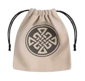 BOLSA DADOS Q-WORKSHOP CELTIC BEIS / NEGRO
