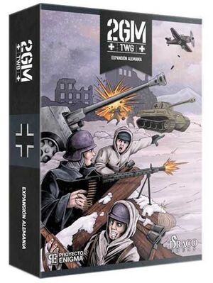 2GM TACTICS EXPANSION ALEMANIA