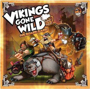 VIKINGS GONE WILD. THE BOARD GAME