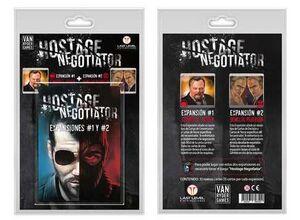 HOSTAGE EL NEGOCIADOR PACK EXPANSIONES 1 Y 2