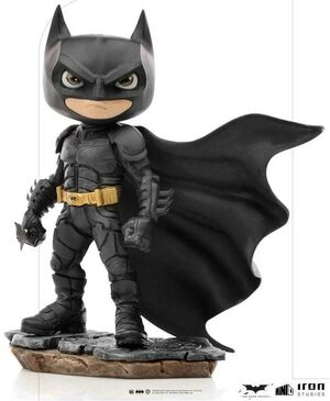 BATMAN MINI ESTATUA 16CM THE DARK KNIGHT