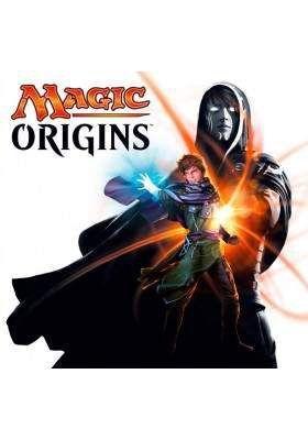 MAGIC- ORIGENES SOBRE (INGLES)