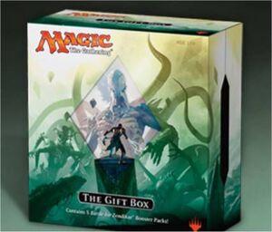 MAGIC- BATALLA POR ZENDIKAR GIFT BOX (INGLES)