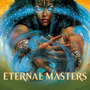 MAGIC - ETERNAL MASTERS SOBRE (INGLES)