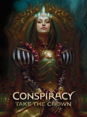 MAGIC- CONSPIRACY 2 SOBRE (INGLES)