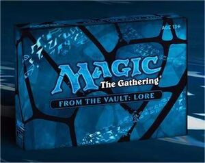 MAGIC- FROM THE VAULT LORE