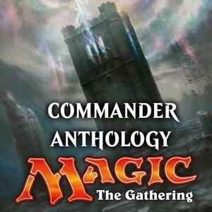 MAGIC- COMMANDER ANTHOLOGY (INGLES)