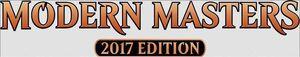 MAGIC- MODERN MASTERS 2017