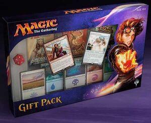 MAGIC- GIFT PACK 2018 (INGLES)