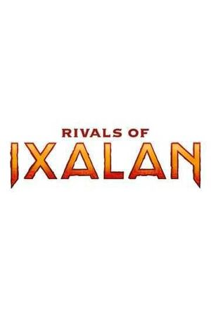 MAGIC- RIVALES DE IXALAN SOBRE INGLES