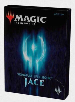 MAGIC - SIGNATURE SPELLBOOK - JACE (EN INGLES)