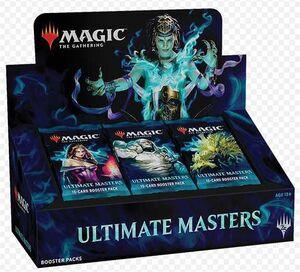 MAGIC - ULTIMATE MASTERS SOBRE