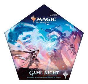MAGIC- GAME NIGHT (INGLES)