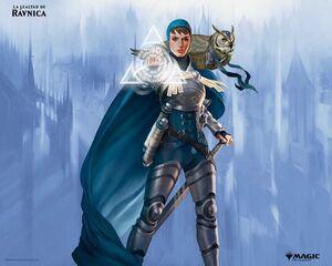 MAGIC - LA LEALTAD DE RAVNICA BUNDLE PACK (INGLES)