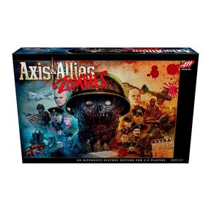 AXIS & ALLIES AND ZOMBIES (INGLES)