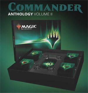 MAGIC - COMMANDER ANTHOLOGY VOL. 2 (EN INGLES)