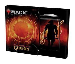 MAGIC - SIGNATURE SPELLBOOK - GIDEON (INGLES)