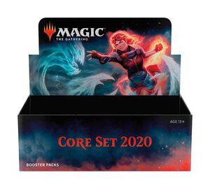 MAGIC - COLECCION BASICA 2020 SOBRE INGLES