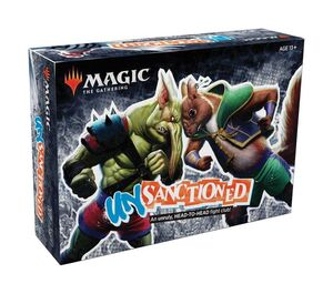MAGIC - UNSANCTIONED (INGLES)