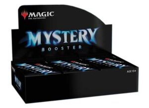 MAGIC - MYSTERY BOOSTER (INGLES)