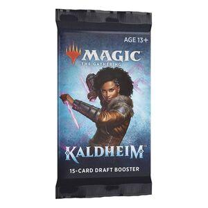 MAGIC - KALDHEIM SOBRE DE DRAFT INGLES