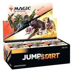 MAGIC - JUMPSTART SOBRE (INGLES)
