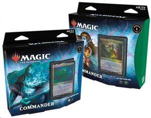 MAGIC - KALDHEIM MAZO COMMANDER INGLES