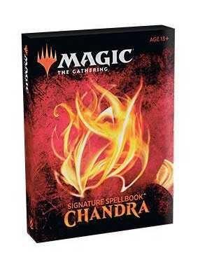 MAGIC - SIGNATURE SPEELBOOK CHANDRA (INGLES)