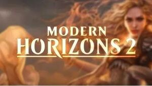 MAGIC - HORIZONTES DE MODERN II SOBRE DE DRAFT EN INGLES