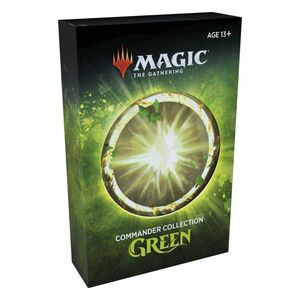 MAGIC - COMMANDER COLLECTION: GREEN