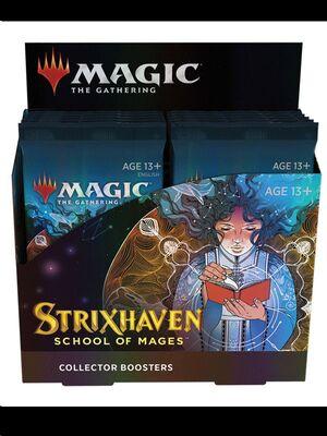 MAGIC - STRIXHAVEN SOBRE DE COLECCIONISTA INGLES