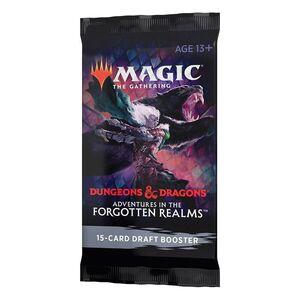 MAGIC - D&D AVENTURAS EN FORGOTTEN REALMS SOBRE DE DRAFT (INGLÉS)