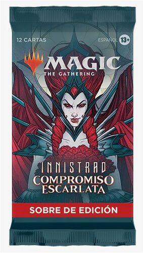 MAGIC - INNISTRAD COMPROMISO ESCARLATA SOBRE DE EDICIÓN (CASTELLANO)