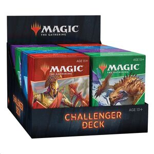 MAGIC - CHALLENGER DECK 2021 (EN INGLES)