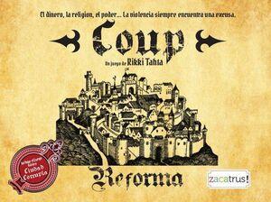 COUP: CIUDAD CORRUPTA + REFORMA