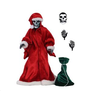 MISFITS HOLIDAY FIGURA 20 CM THE FIEND CLOTHED ACTION