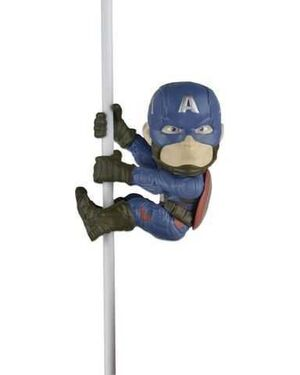 CAPITAN AMERICA CIVIL SCALER MINI FIGURA 5CM CAPITAN AMERICA