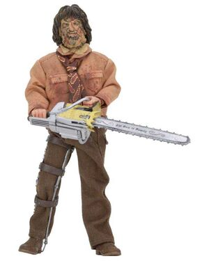LA MATANZA DE TEXAS FIG 20 CM LEATHERFACE RETRO