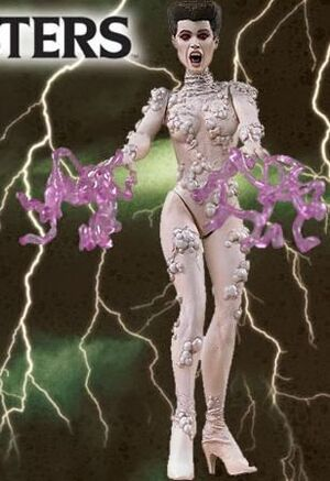 GHOSTBUSTERS FIG 18 SERIE 1 - GOZER