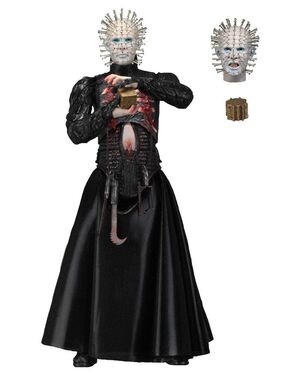 HELLRAISER FIGURA 18 CM ULTIMATE PINHEAD SCALE ACTION FIGURE