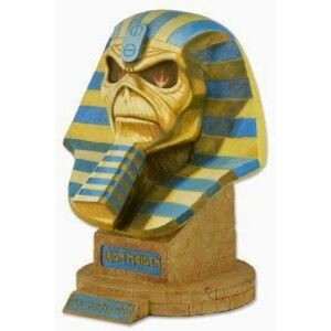IRON MAIDEN  BUSTO LIFE-SIZE 50 CM PROWERSLAVE LIMITED EDITION
