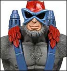 MASTERS OF THE UNIVERSE MICROBUST STRATOS