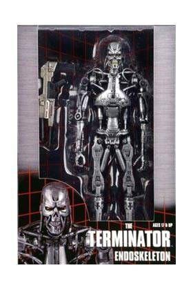 TERMINATOR FIGURA 18 CM CLASSIC TERMINATOR T-800