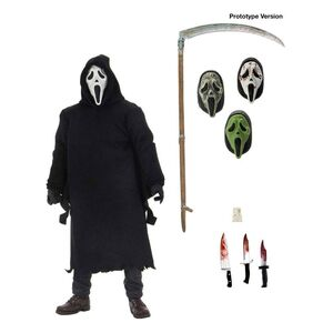 SCREAM FIGURA 18CM ULTIMATE GHOSTFACE